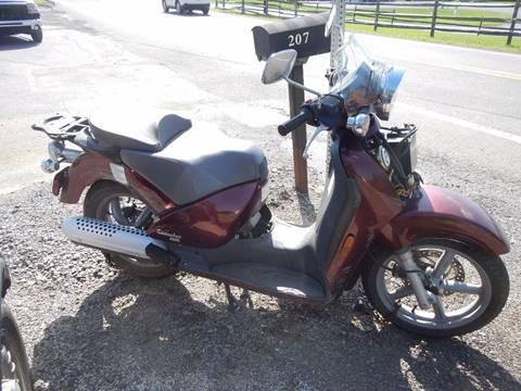 2001 Aprilia Scarabeo 150cc