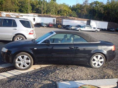 2004 Audi A4 for sale in Landisburg PA