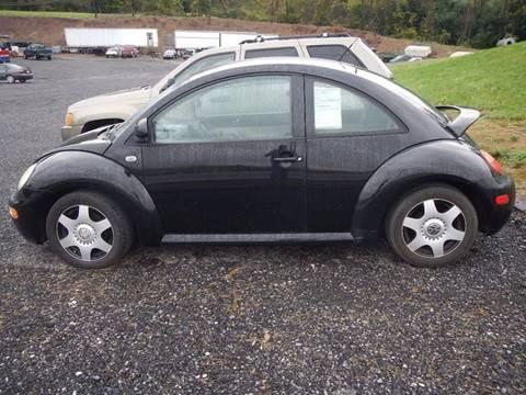 1999 Volkswagen New Beetle for sale in Landisburg, PA