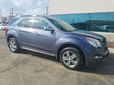 2014 Chevrolet Equinox for sale in Elkhart, IN