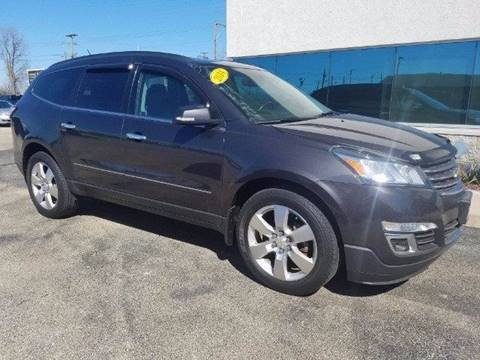 2014 Chevrolet Traverse for sale in Elkhart, IN