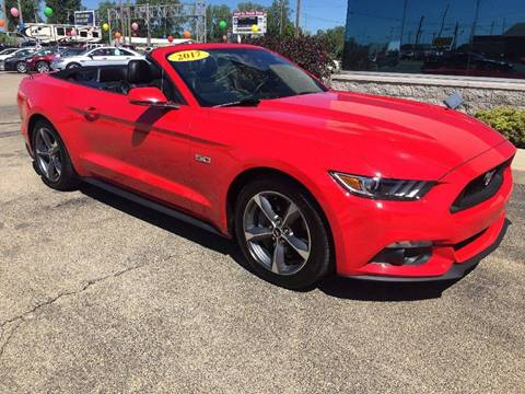 2017 Ford Mustang for sale in Elkhart, IN