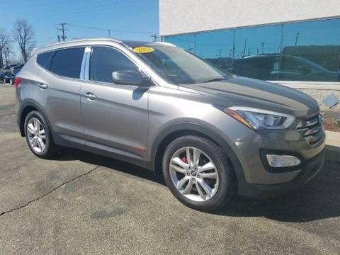 2013 Hyundai Santa Fe Sport for sale in Elkhart, IN