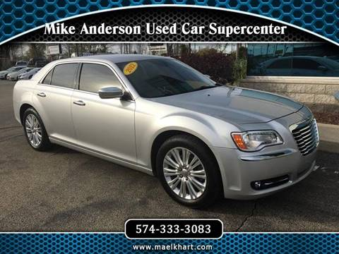 used 2012 chrysler 300 for sale in indiana. Black Bedroom Furniture Sets. Home Design Ideas
