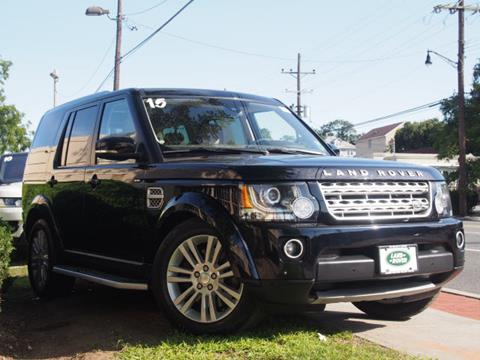 2015 Land Rover LR4 for sale in Glen Cove, NY