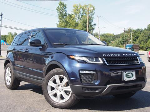 2016 Land Rover Range Rover Evoque for sale in Glen Cove, NY