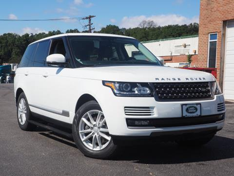 2015 Land Rover Range Rover for sale in Glen Cove, NY