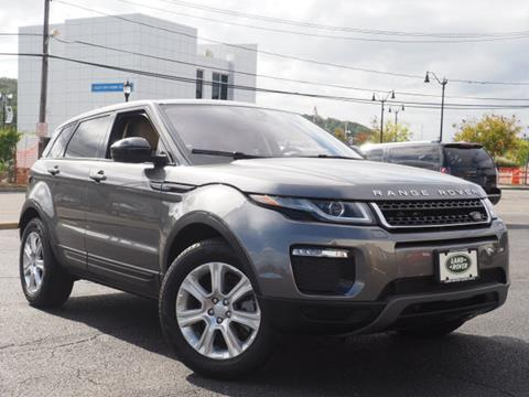 2017 Land Rover Range Rover Evoque for sale in Glen Cove, NY