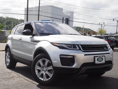 2017 Land Rover Range Rover Evoque for sale in Glen Cove, NY