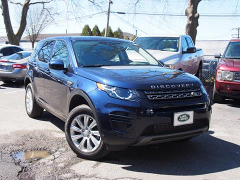 2016 Land Rover Discovery Sport for sale in Huntington NY