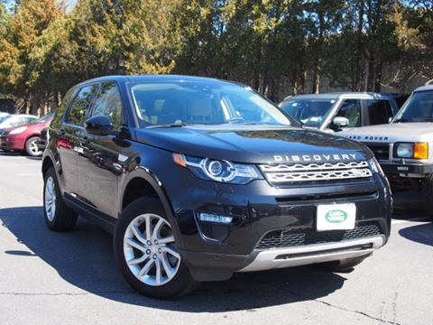 2016 Land Rover Discovery Sport for sale in Huntington, NY