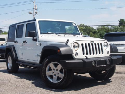 2014 Jeep Wrangler Unlimited for sale in Huntington NY