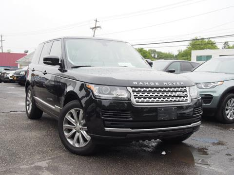 2014 Land Rover Range Rover for sale in Huntington, NY
