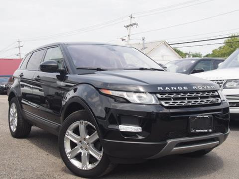 2014 Land Rover Range Rover Evoque for sale in Huntington NY