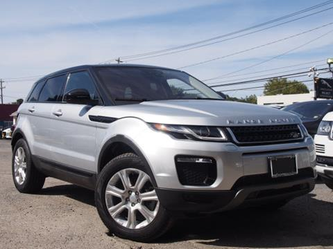 2017 Land Rover Range Rover Evoque for sale in Huntington, NY