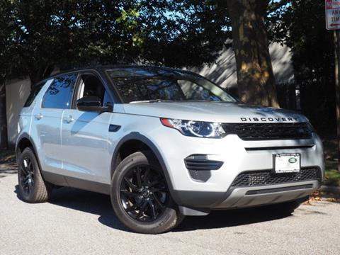 2017 Land Rover Discovery Sport for sale in Huntington NY