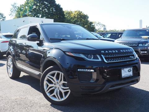 2016 Land Rover Range Rover Evoque for sale in Huntington, NY