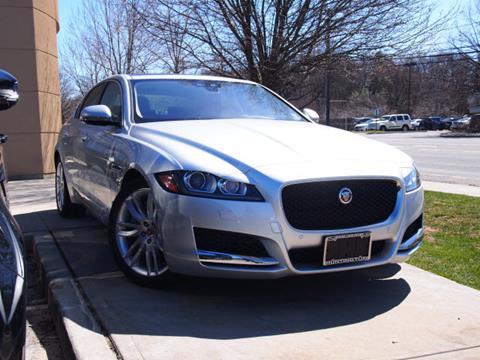 2016 Jaguar XF for sale in Huntington NY