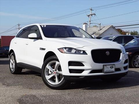 2017 Jaguar F-PACE for sale in Huntington, NY