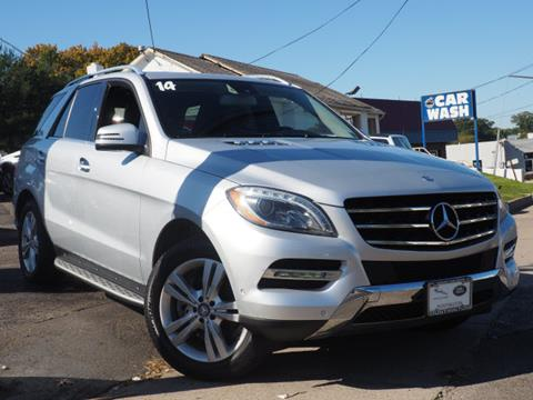 2014 Mercedes-Benz M-Class for sale in Huntington NY