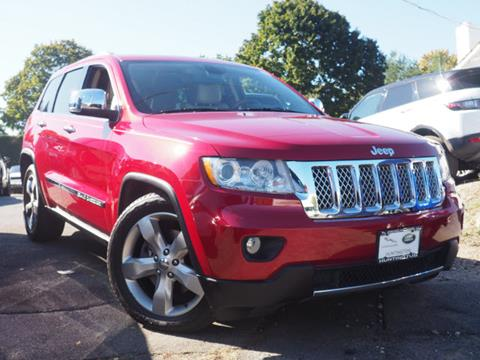 2011 Jeep Grand Cherokee for sale in Huntington NY