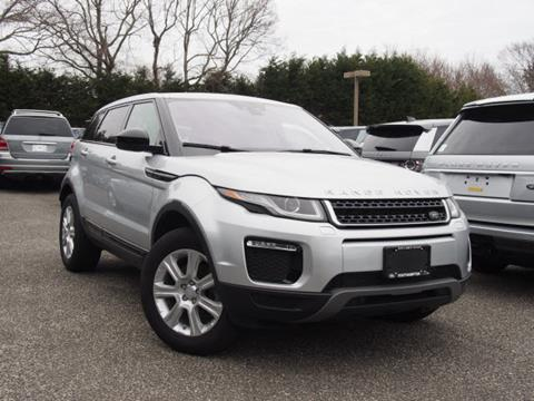 2016 Land Rover Range Rover Evoque for sale in Southampton, NY
