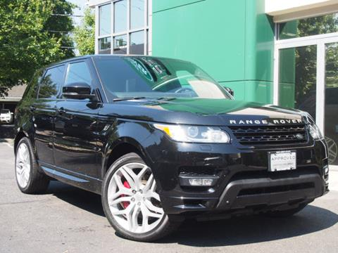 2015 Land Rover Range Rover Sport for sale in Southampton NY