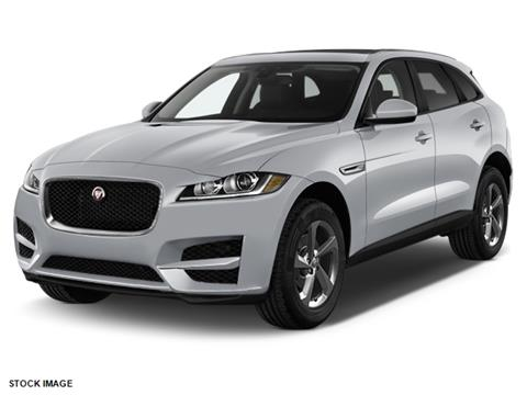 2018 Jaguar F-PACE for sale in Southampton NY