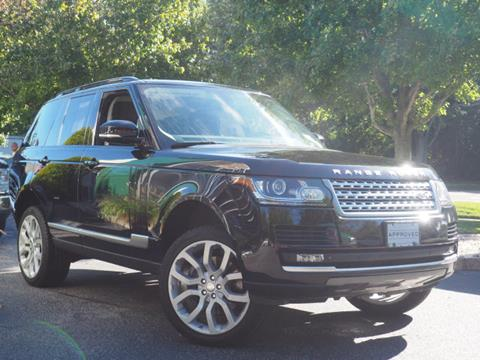 2014 Land Rover Range Rover for sale in Southampton, NY