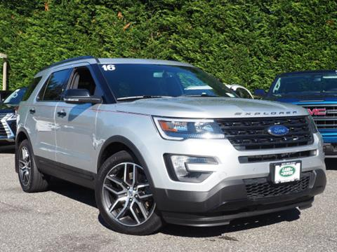 2016 Ford Explorer for sale in Southampton NY