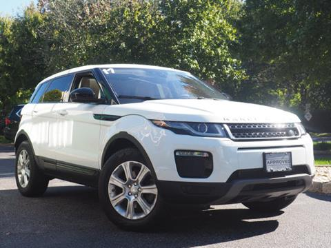 2017 Land Rover Range Rover Evoque for sale in Southampton, NY