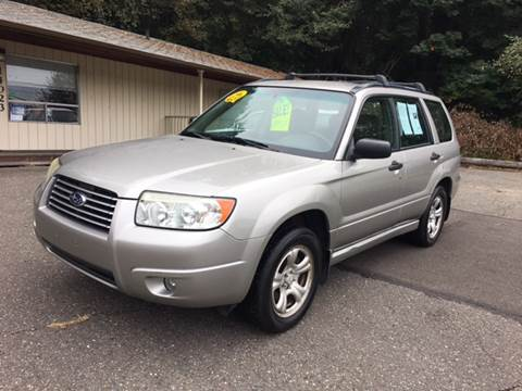 2006 Subaru Forester for sale in Gig Harbor, WA