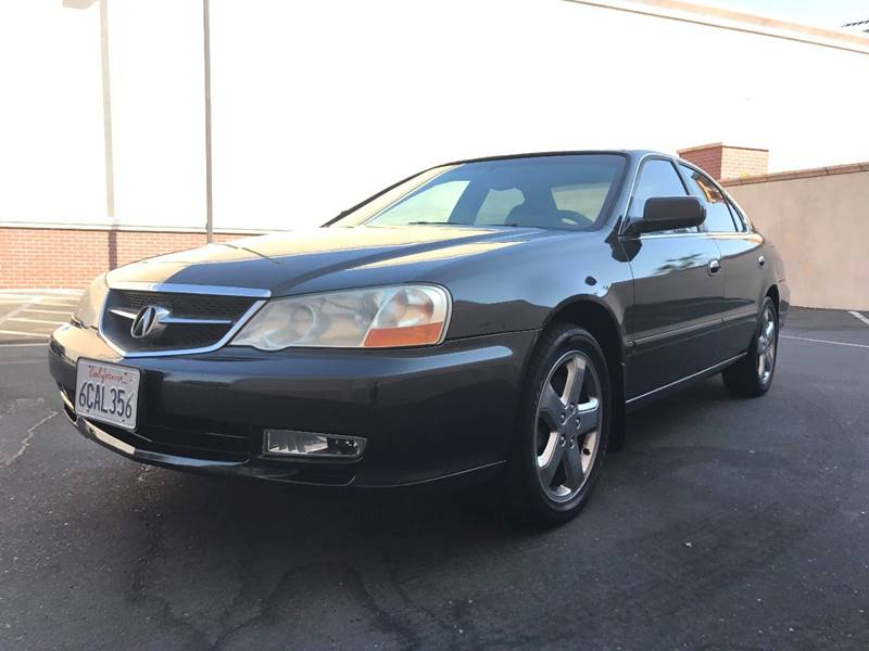 2003 Acura TL for sale at FREEDOM AUTO SALES INC in Sacramento CA
