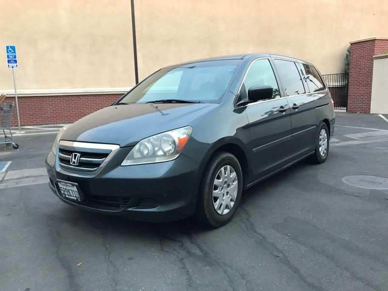 2005 Honda Odyssey for sale at FREEDOM AUTO SALES INC in Sacramento CA