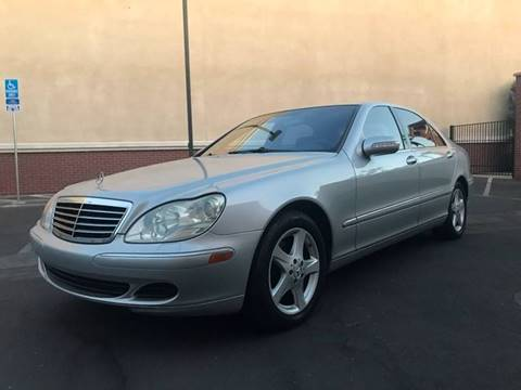 2004 Mercedes-Benz S-Class for sale in Sacramento, CA