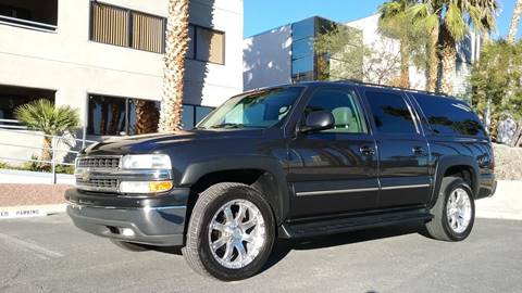 2003 Chevrolet Suburban for sale at Nevada Credit Save in Las Vegas NV