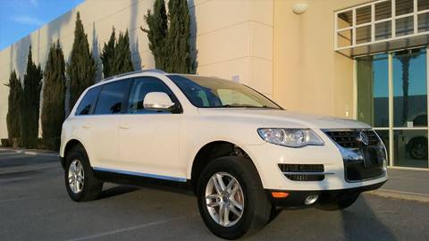 2008 Volkswagen Touareg 2 for sale at Nevada Credit Save in Las Vegas NV