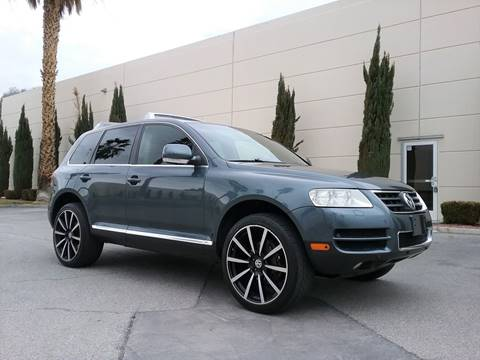 2005 Volkswagen Touareg for sale at Nevada Credit Save in Las Vegas NV