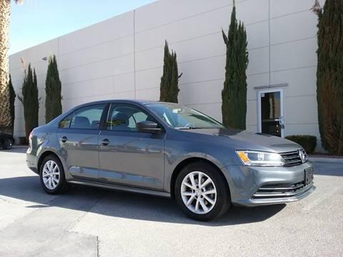 2015 Volkswagen Jetta for sale at Nevada Credit Save in Las Vegas NV