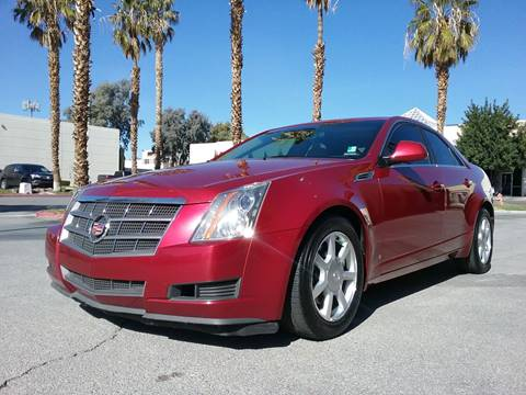 2009 Cadillac CTS for sale at Nevada Credit Save in Las Vegas NV