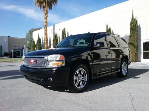 2004 GMC Yukon for sale at Nevada Credit Save in Las Vegas NV