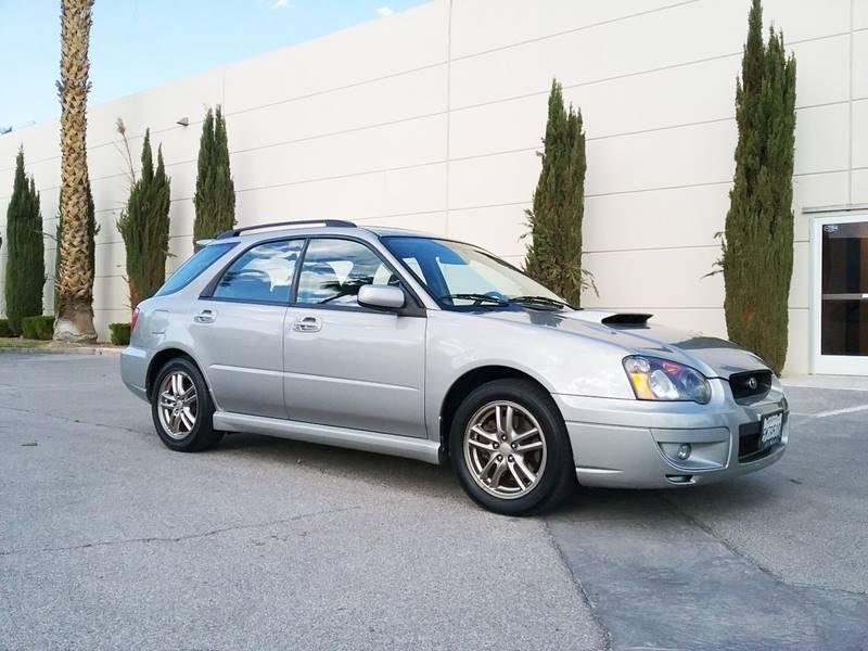 2005 Subaru Impreza for sale at Nevada Credit Save in Las Vegas NV