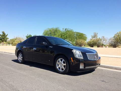 2007 Cadillac CTS for sale at Nevada Credit Save in Las Vegas NV