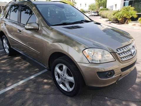 2008 Mercedes-Benz M-Class for sale at Nevada Credit Save in Las Vegas NV