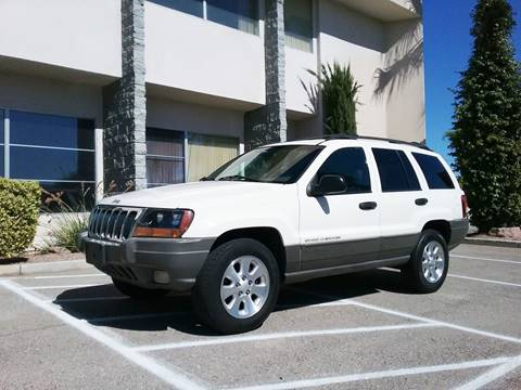 2001 Jeep Grand Cherokee For Sale In Las Vegas, NV