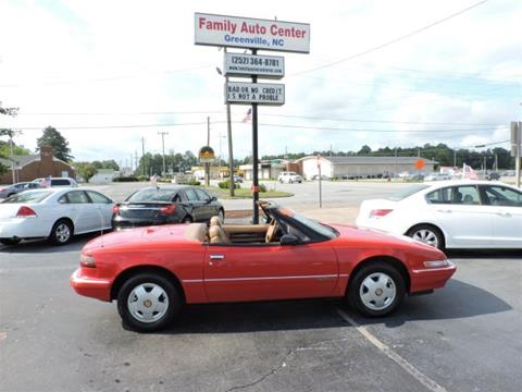 1990 Buick Reatta for sale in Greenville, NC