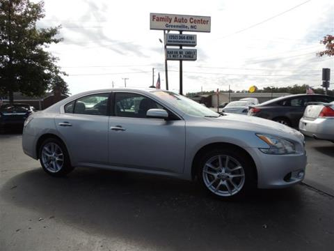 Nissan Greenville Nc >> Nissan For Sale In Greenville Nc Family Auto Center