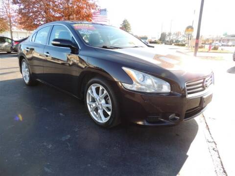 Nissan Greenville Nc >> 2014 Nissan Maxima For Sale In Greenville Nc