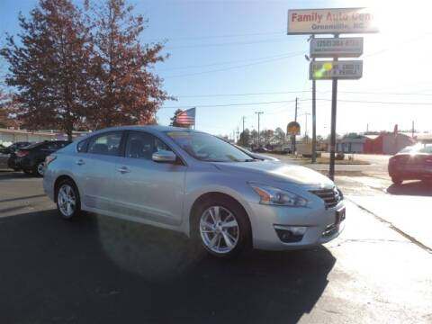 Nissan Greenville Nc >> 2015 Nissan Altima For Sale In Greenville Nc
