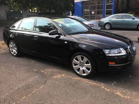 2007 Audi A6 for sale in Hartford, CT